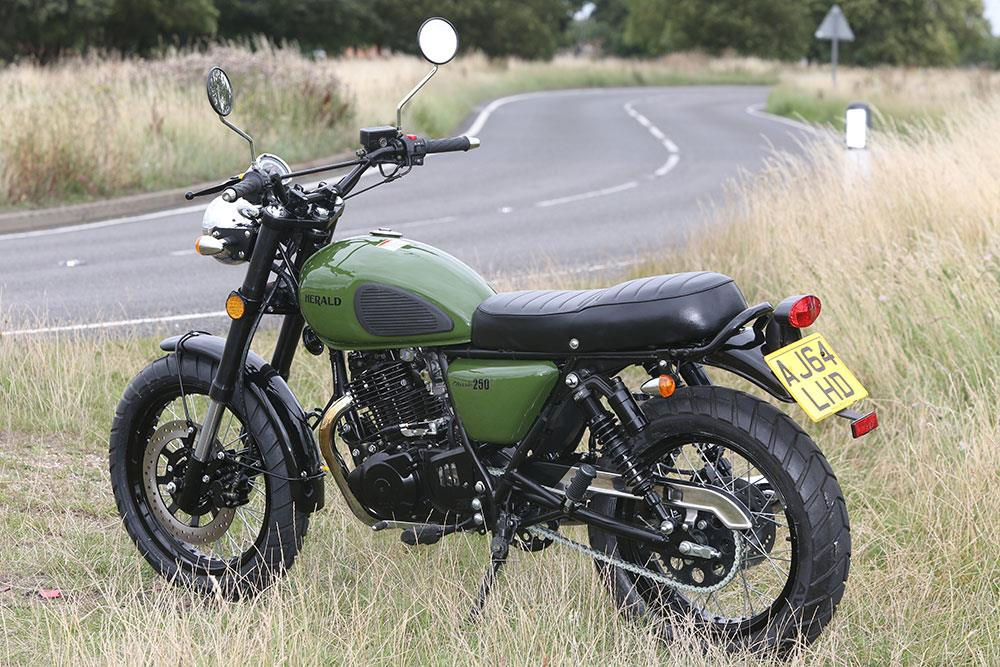 herald classic 250 2015 on review mcn rh motorcyclenews com