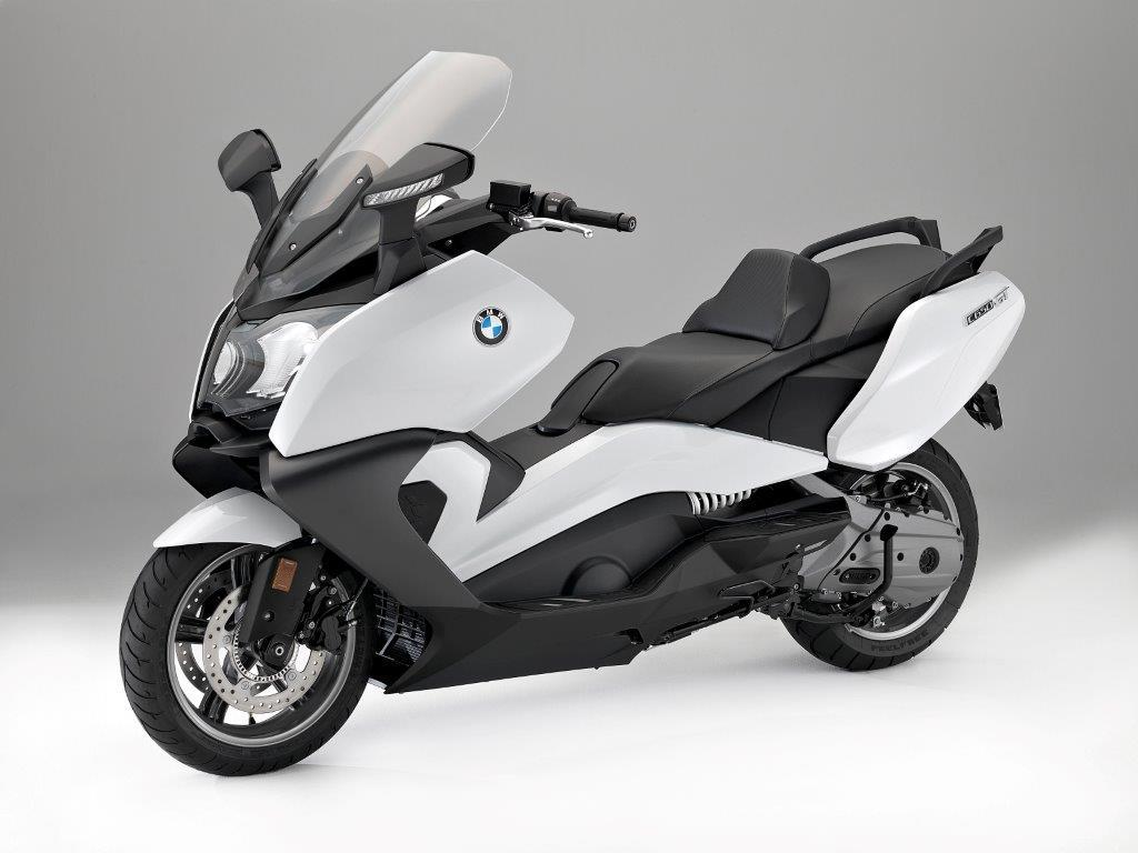 Bmw Updates C650 Sport And Gt Maxi Scooters