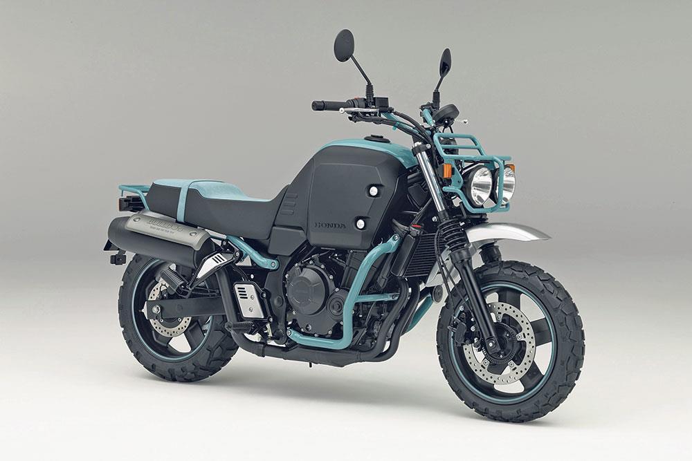Honda Look Set To Build The Barking Bulldog