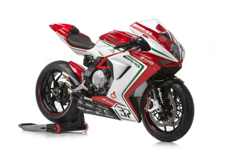 MV Agusta F3 RC supersport replica revealed