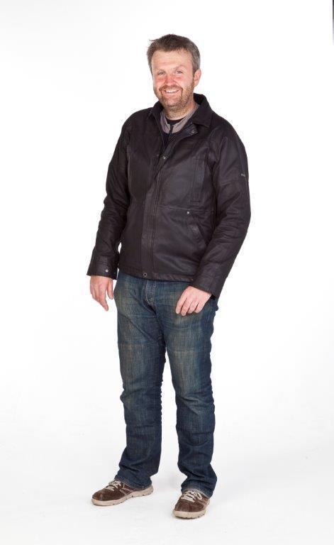 Product Review Knox Leonard Waxed Jacket Mcn