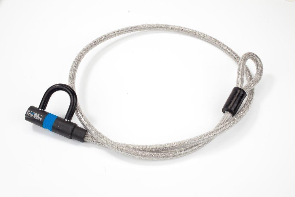 Product Review: Oxford Trip Wire lock | MCN