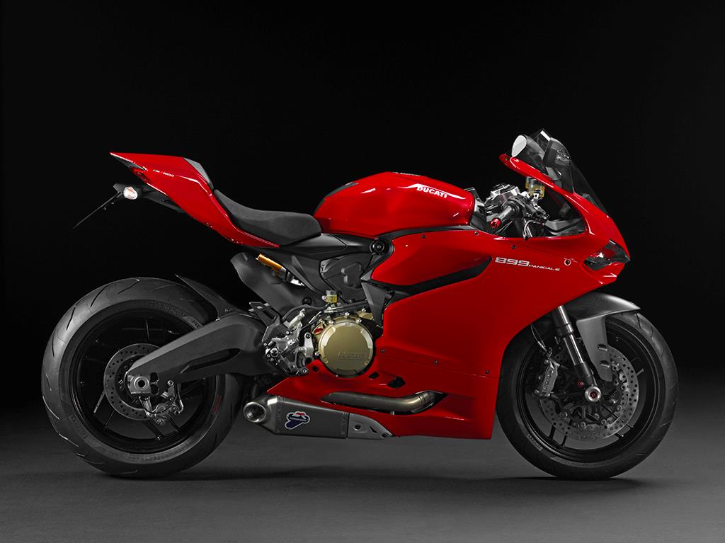 ducati 899 panigale gets a boost for 2016 mcn. Black Bedroom Furniture Sets. Home Design Ideas