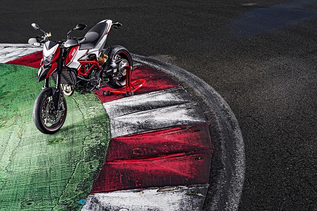 Ducati Hypermotard family goes large