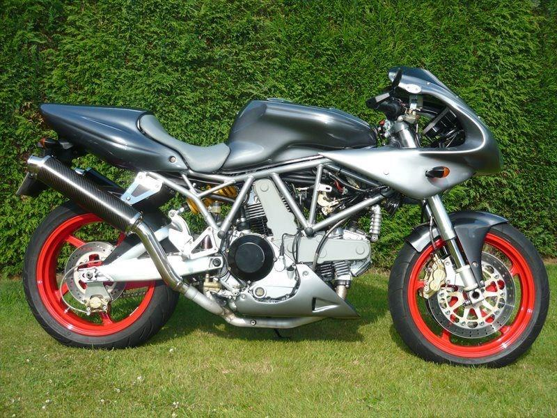 Bike of the Day: Ducati 900SS | MCN