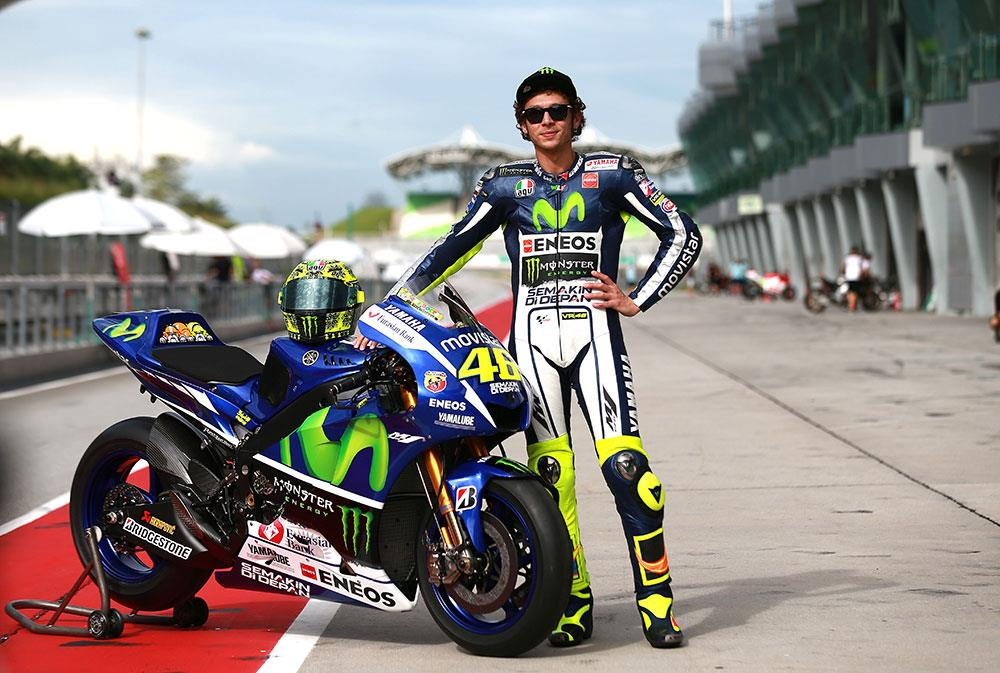 Win a trip to meet Rossi in Valencia. Only one week left! 7349776ba5e6