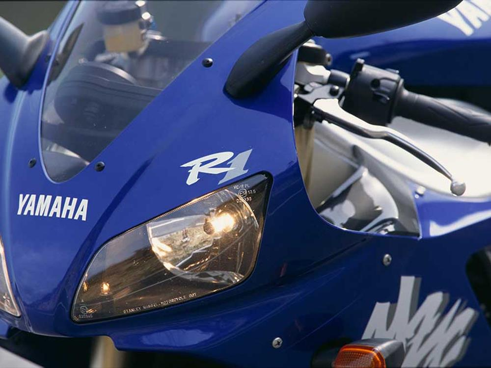 Landmark Launch Yamaha YZF R1