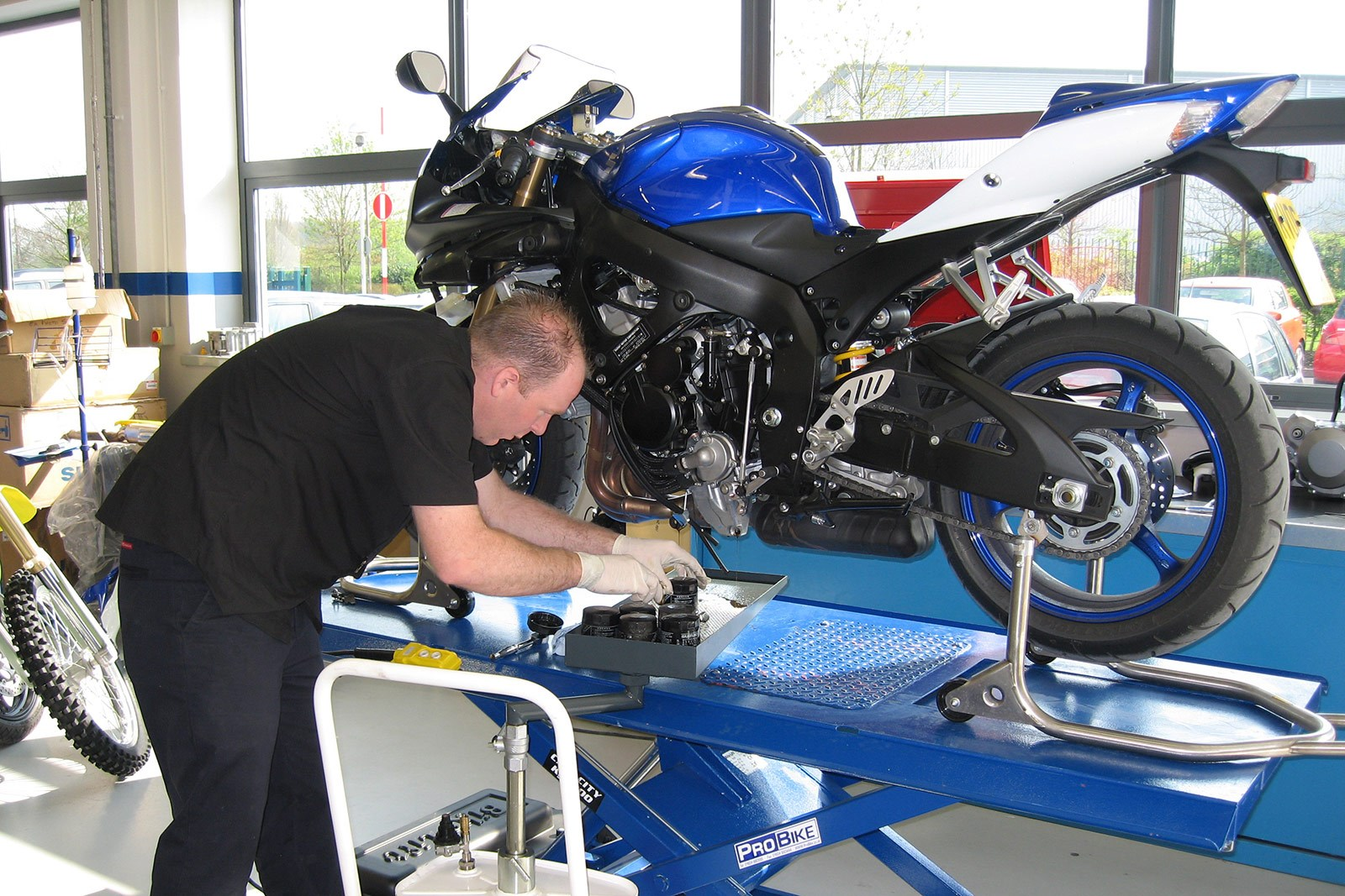 How to sharpen your throttle response