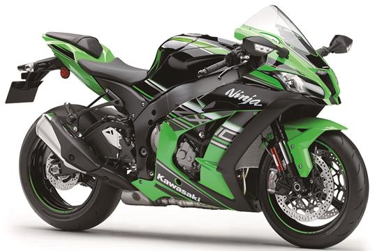 Hot new Kawasaki ZX-10R unveiled