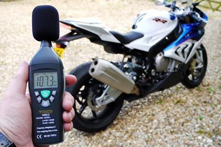 Long term report: Just how loud is a BMW S1000RR?