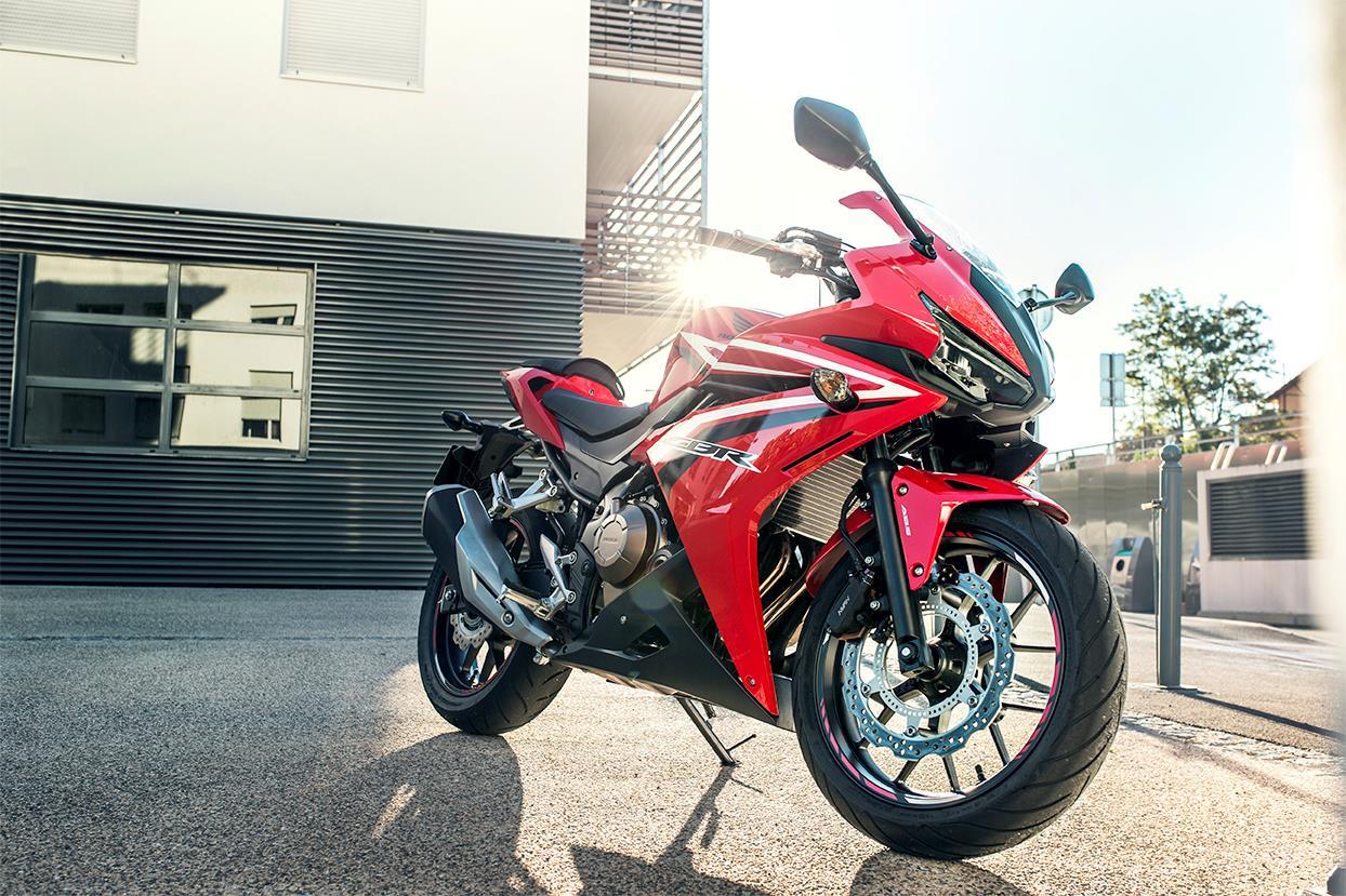 New Honda CBR500R Revealed