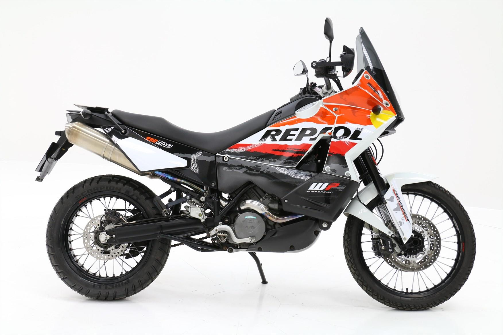 Image gallery ktm adventure for Deco 990 adventure