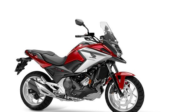 First Images Of The 2016 Honda CB500X And NC750X