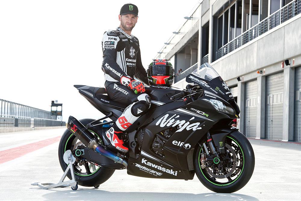 Sykes Gets 2016 Underway On Hybrid ZX 10R