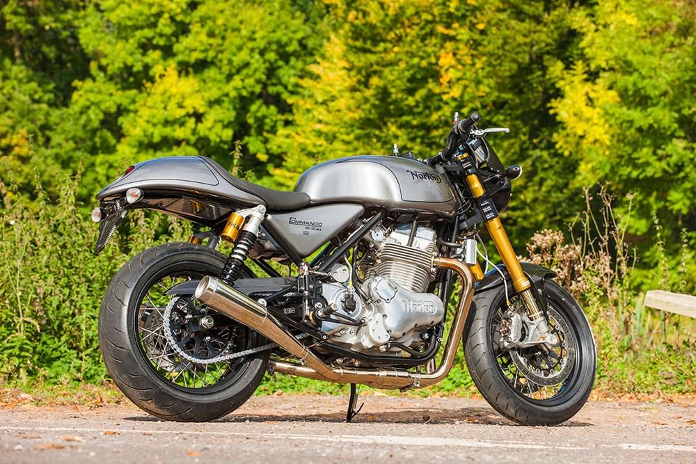 NORTON COMMANDO 961 Mk II (2015-on) Motorcycle Review   MCN