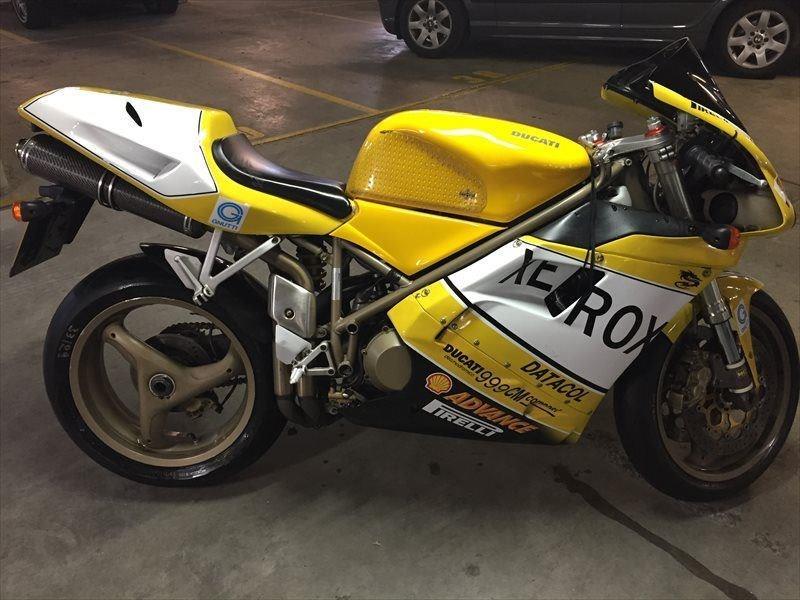 Bike of the Day: Ducati 996 | MCN