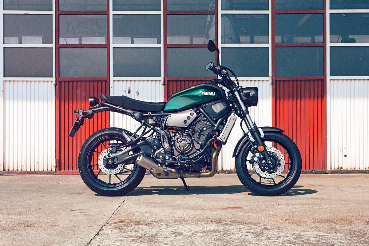 YAMAHA XSR700 (2015-on) Review | Speed, Specs & Prices | MCN
