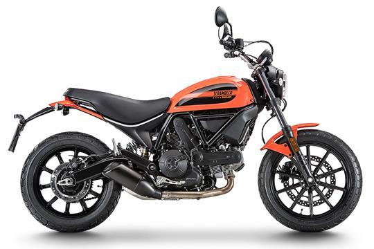 milan show: ducati reveal 400cc scrambler sixty2   mcn