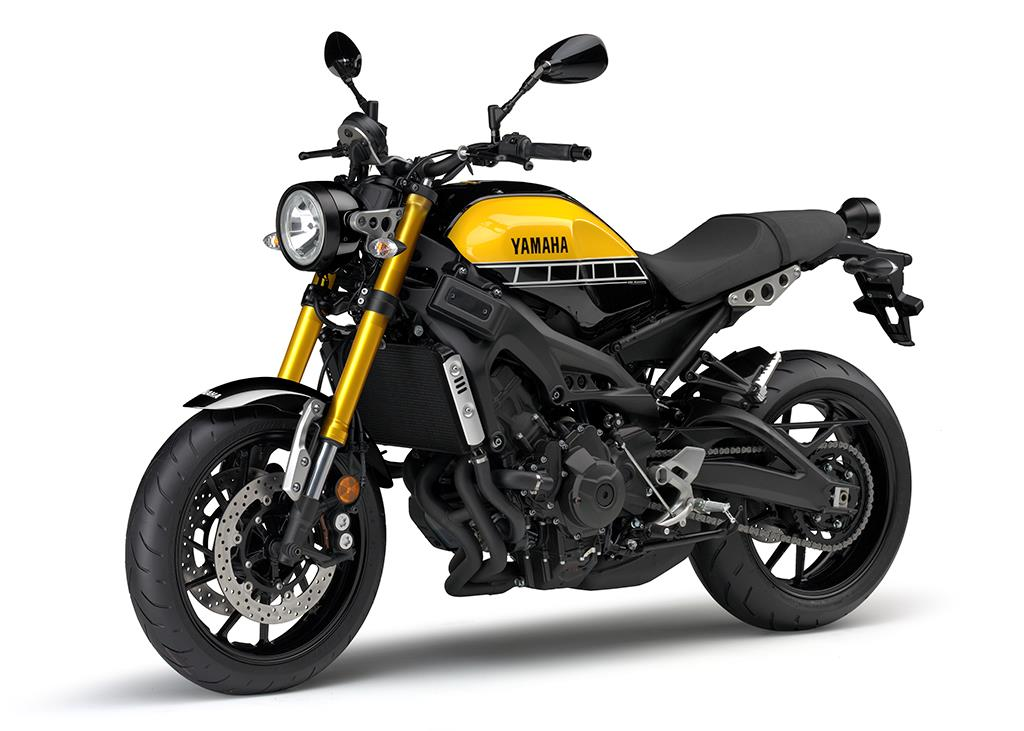 Milan show wasp turns into new yamaha xsr900 mcn for Cycle sport yamaha