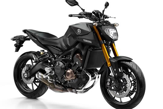 MILAN SHOW Yamaha MT 09 Gets TC For 2016