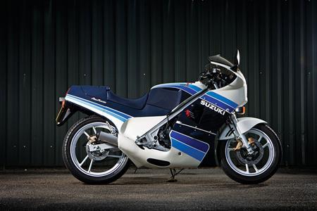 Suzuki RG250 FG Restoration
