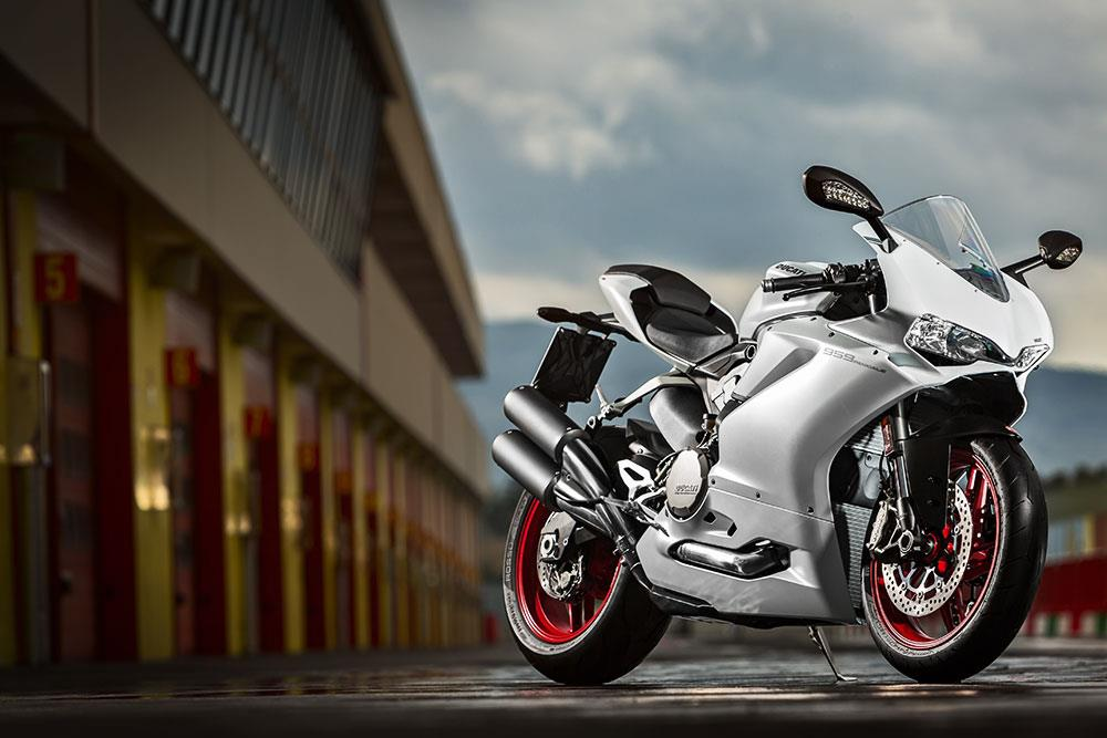 Ducati 959 Panigale 2016 On Review Mcn