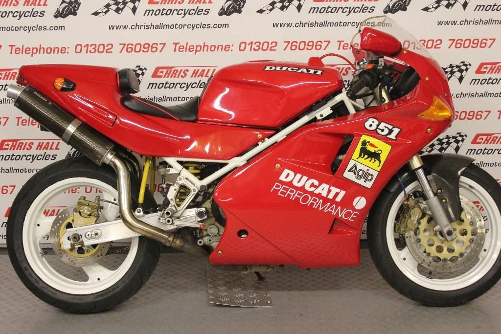 Bike of the Day: Ducati 888 | MCN
