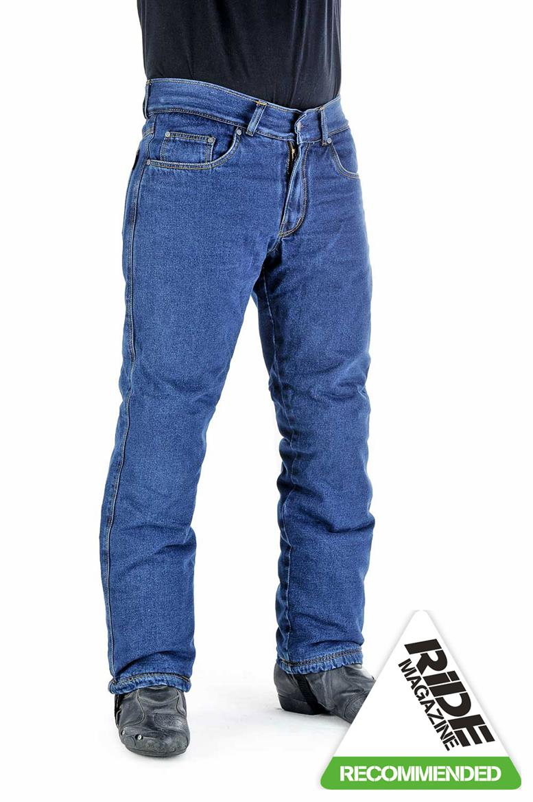 ride review bull it veloce jeans mcn