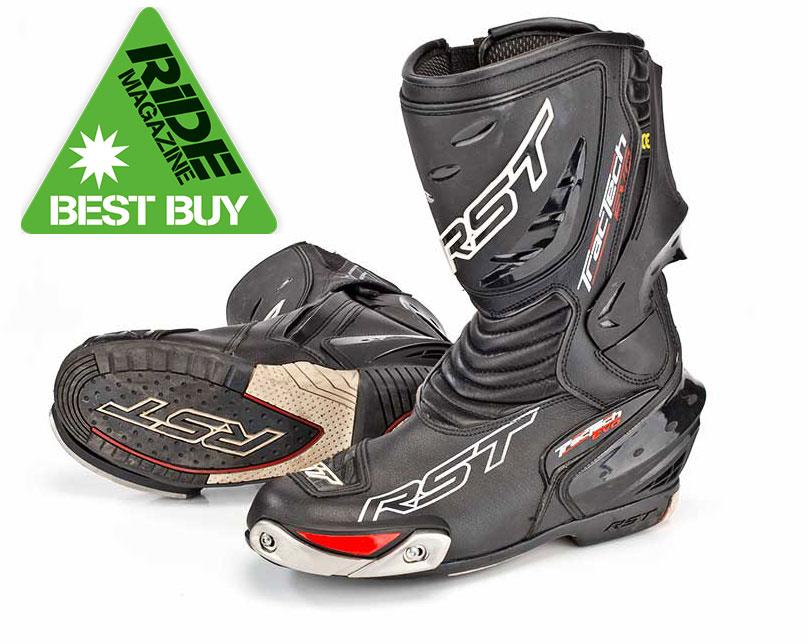 Ride Review Rst Tractech Evo Boots Mcn
