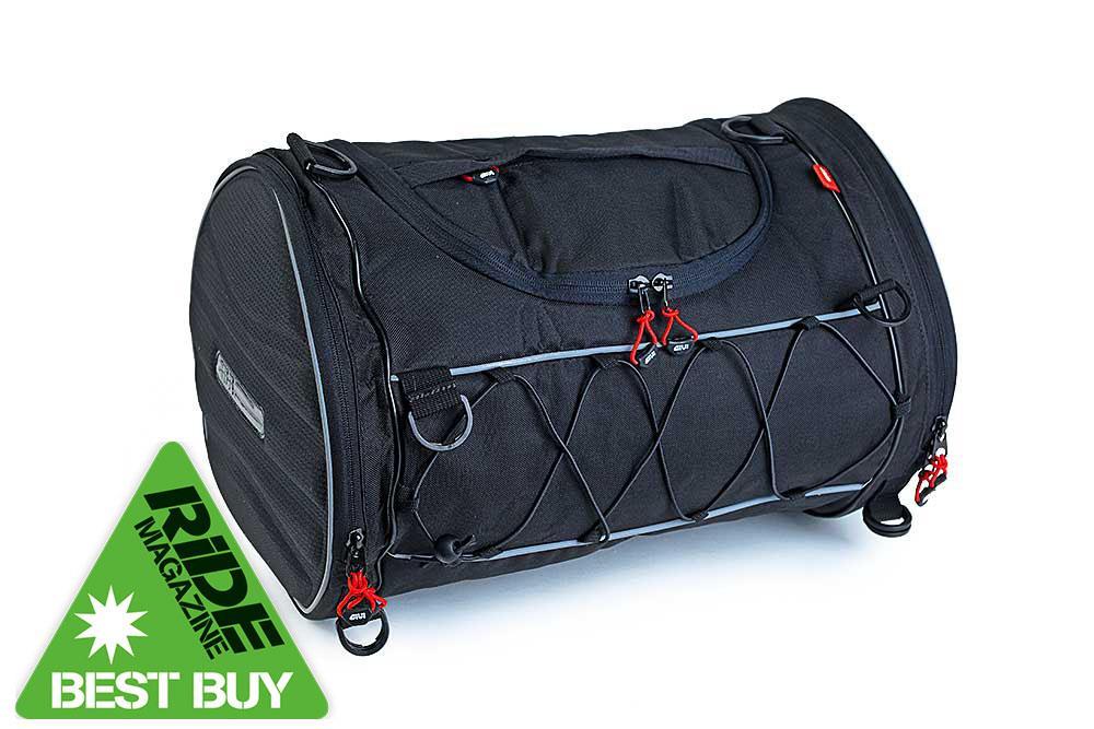 RiDE review: Givi EA107 bag | MCN