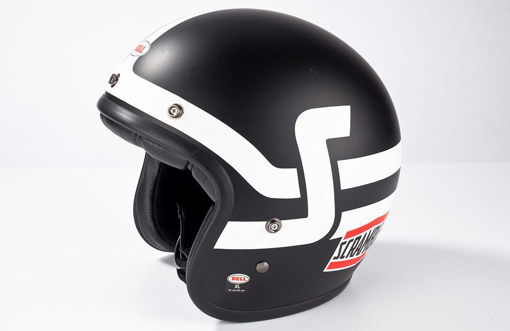 product review: ducati scrambler helmet (£159) | mcn