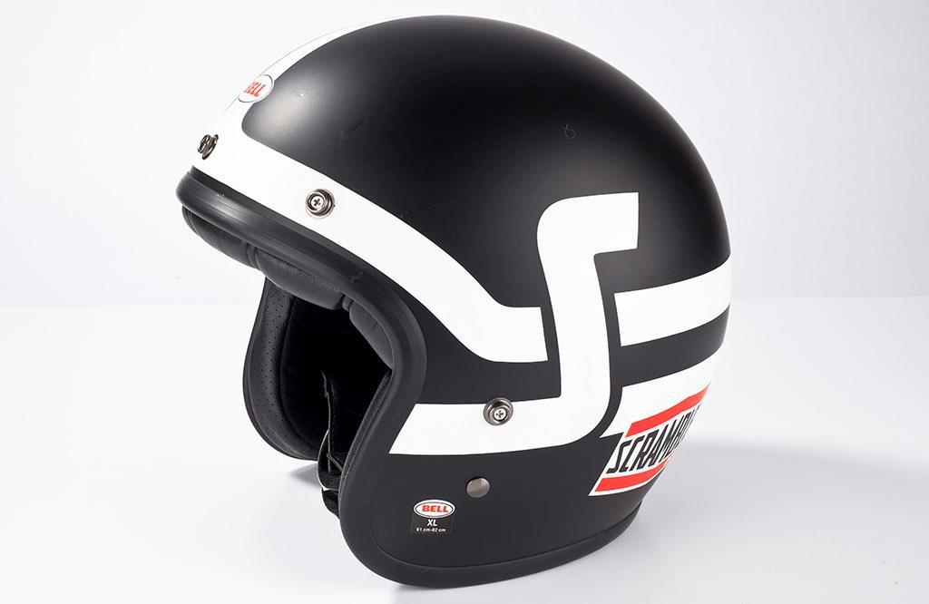Ducati Open Face Helmet