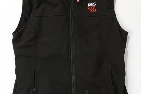 bf22b39af Product Review: Keis X30 womens heated vest (£115) and battery (£59.99)