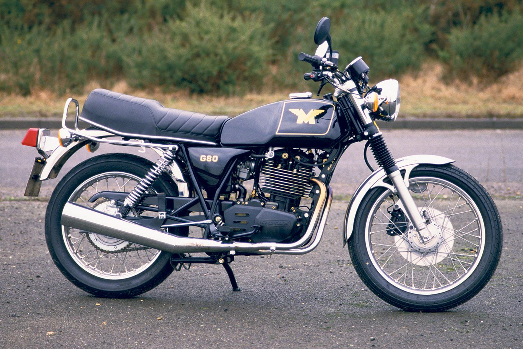 Biggest single cylinder motorcycle