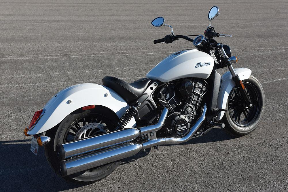Indian Scout Sixty 2016 On Review Mcn