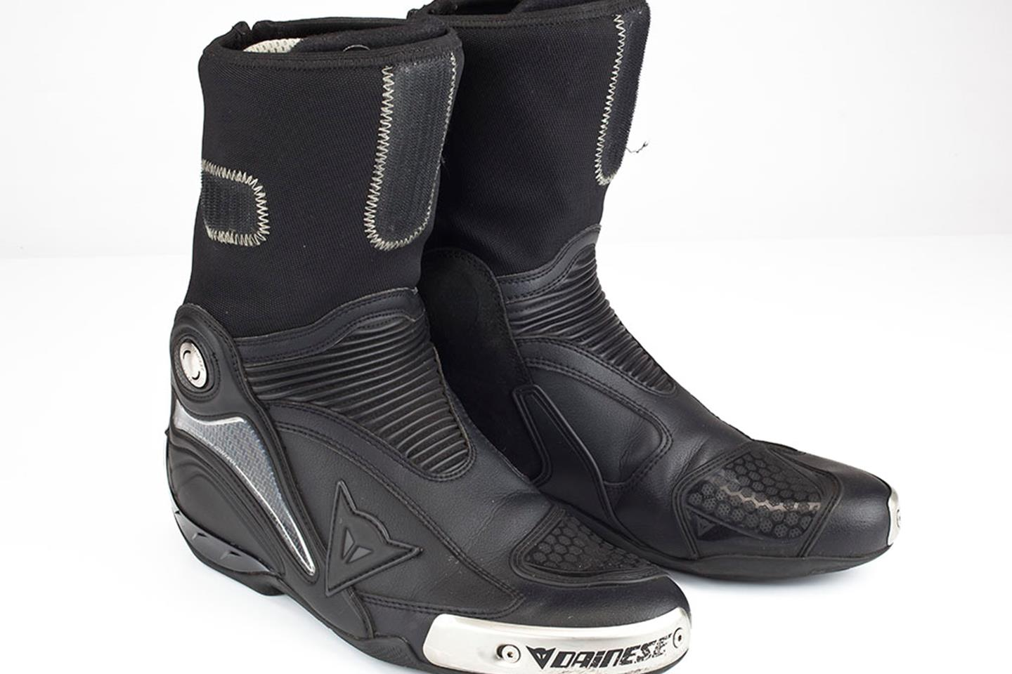 Dainese Axial Pro In boots (£379.99)   MCN