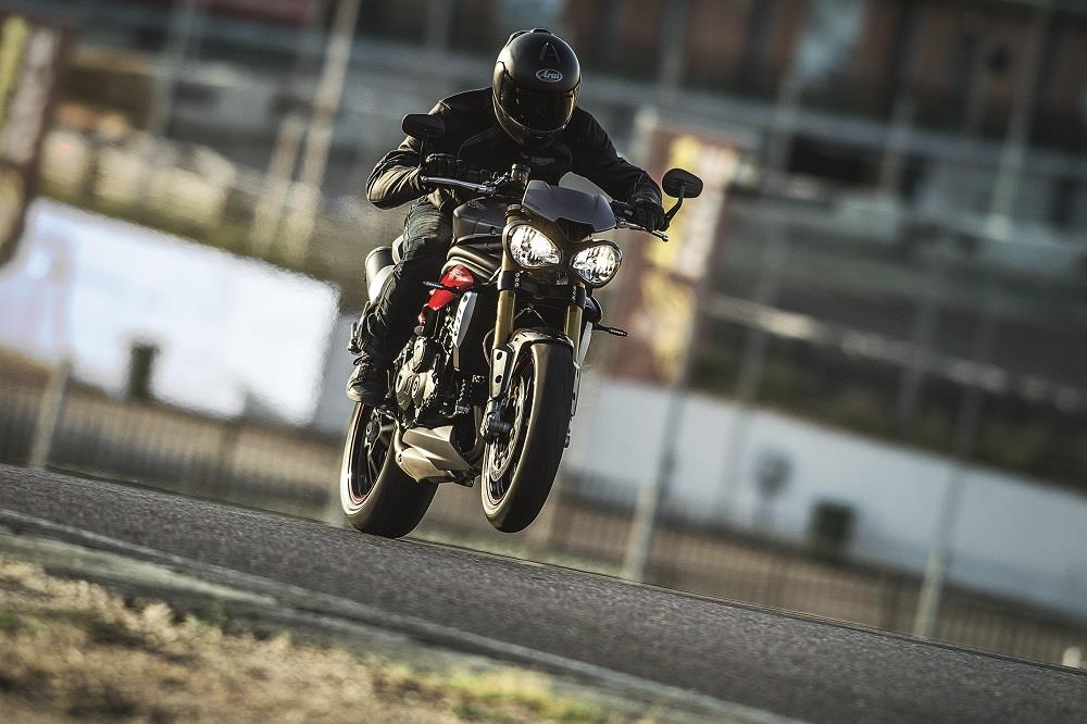 Triumph Confirms Speed Triple 1050 Prices And Specs
