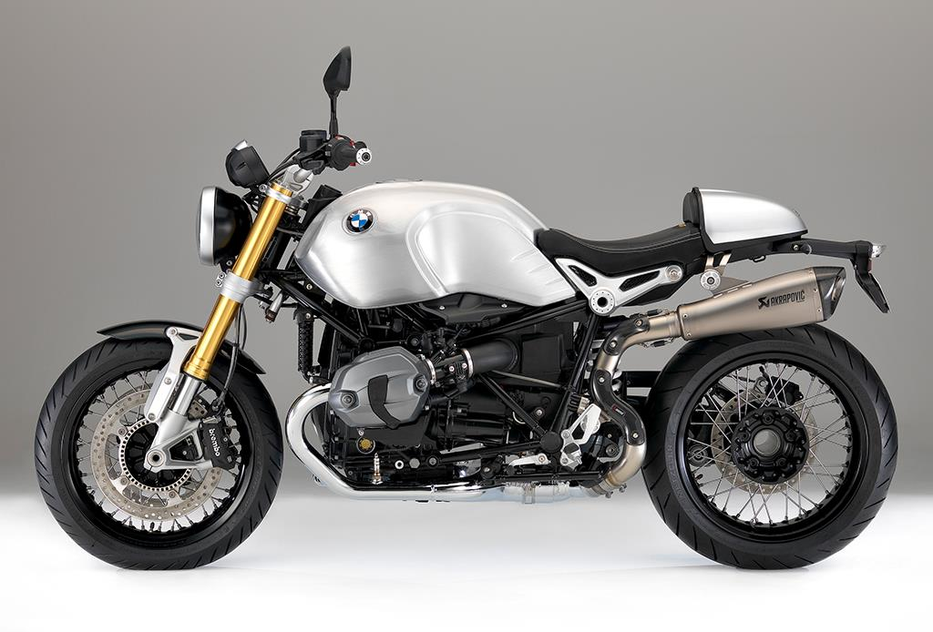 Bmw Reveal Rninet Sport Mcn