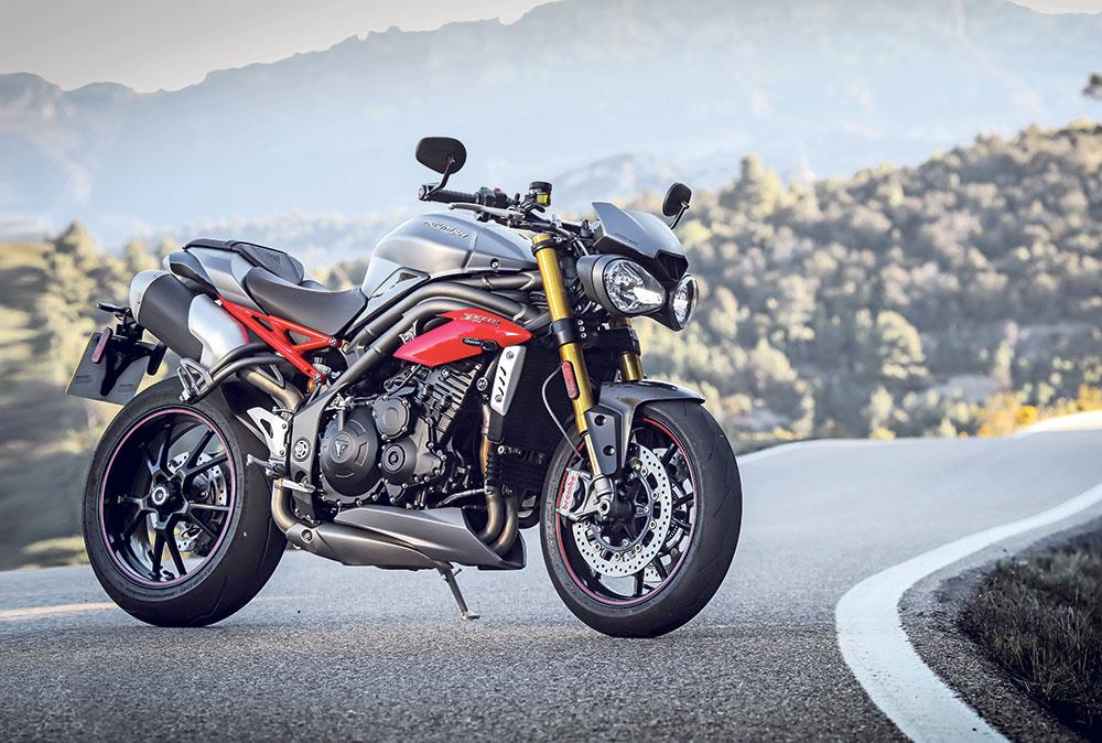Speed triple 2016