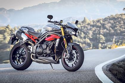 TRIUMPH SPEED TRIPLE 1050 R  (2016-on)