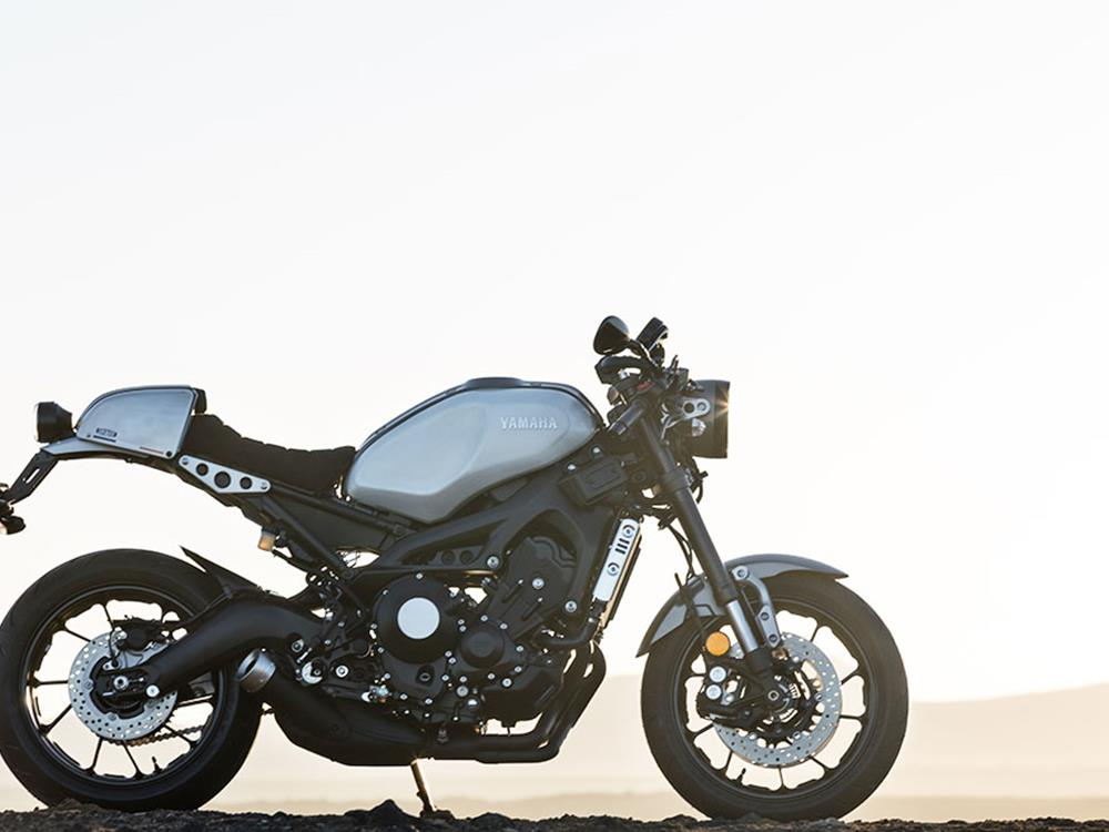 In Pictures Yamaha XSR900 Launch