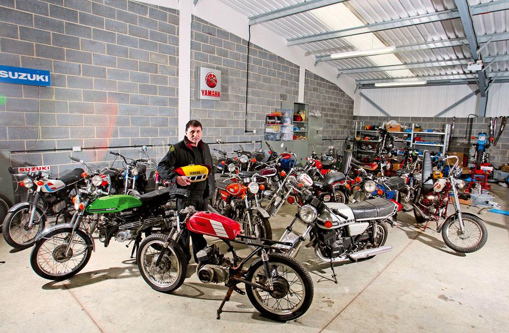Share this article Dream Garage
