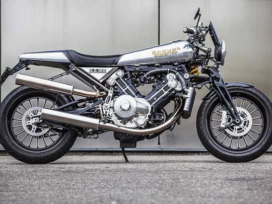 BROUGH SUPERIOR SS100  (2016-on)