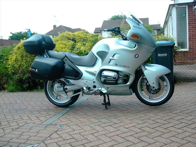 Bike Of The Day Bmw R1100rt Mcn