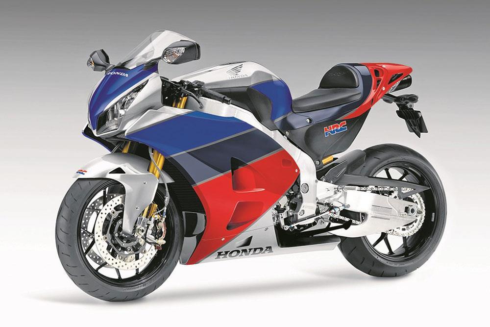 Honda Plans RVF1000 V4 Superbike | MCN