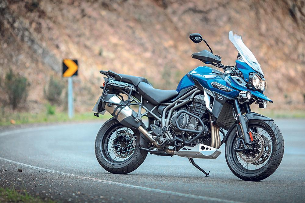 triumph tiger 1200 explorer (2016-on) review | mcn