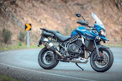 TRIUMPH TIGER 1200 EXPLORER  (2016-on)