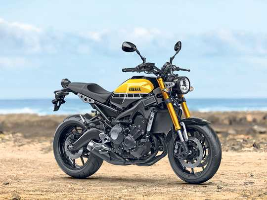 YAMAHA XSR900  (2016-on)