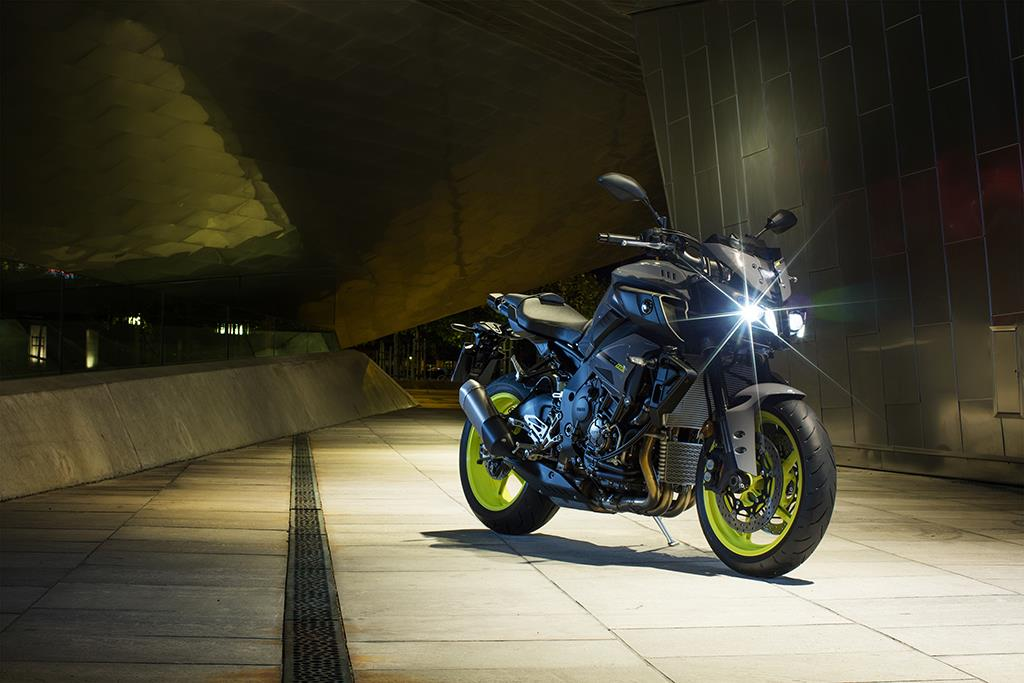 Yamaha reveal MT-10 spec and price