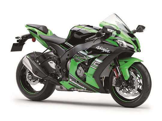 KAWASAKI ZX-10R  (2016-on)